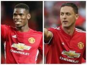 """Bóng đá - Pogba - Matic thăng hoa, MU - Mourinho vẫn cần thêm """"nhạc trưởng"""""""
