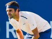 Federer chấn thương, nguy cơ lỡ hẹn với ngôi số 1