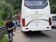 Hai tài xế xe khách kể lại phút thoát hiểm trên đèo Bảo Lộc
