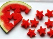 8 sự thật kì diệu về dưa hấu