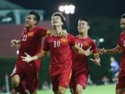 Bóng đá - Bảng xếp hạng bóng đá U22 Việt Nam - SEA Games 29