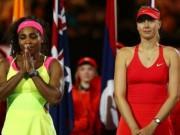 Tennis 24/7: Sharapova  tố  Serena xấu tính, chửi nhau và không thể làm bạn