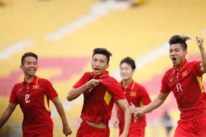 U22 Việt Nam thắng đậm: Văn Hậu, sao trẻ tầm châu Á tỏa sáng - 2