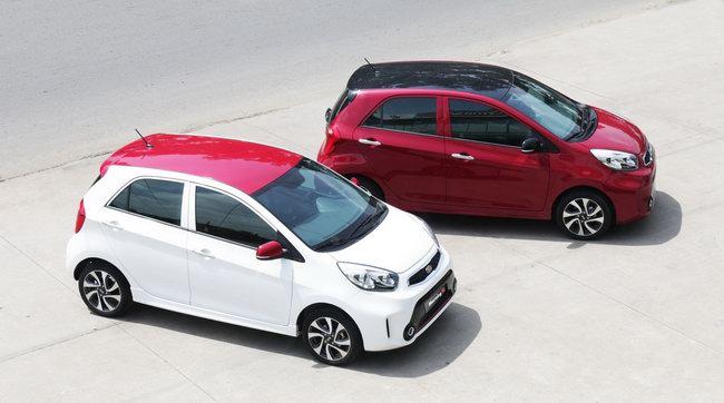 Kia Morning tiếp tục xuống giá để cạnh tranh Hyundai i10