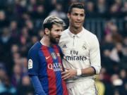 Nóng bỏng Liga 2017/18: Tam tấu BBC, MSN hết thời  &  trào lưu  súng 2 nòng