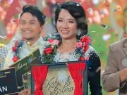 Nữ đạo diễn giành phần thưởng 200 triệu đồng nhờ lấy nước mắt khán giả