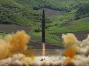 Mỹ cảnh báo Triều Tiên: Chiến tranh  leo thang rất nhanh