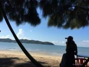"""Ở Quảng Ninh có một  """" hòn đảo sống ảo """"  siêu rẻ, hoang sơ và đẹp bất ngờ"""