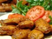 Ẩm thực - Cách làm món gà chiên mắm tỏi ngon ngất ngây