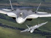 Nga muốn thống trị bầu trời bằng chiến cơ Su-57