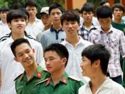 Học viện An ninh xét tuyển bổ sung đại học chính quy từ 15,5 điểm