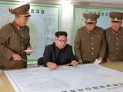 Lộ bản đồ kế hoạch Triều Tiên bắn tên lửa đến Guam