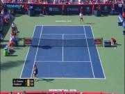 """Clip hot tennis: Zverev thăng hoa tột độ, Federer  """" hồn xiêu phách lạc """""""