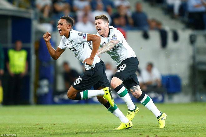 """Hoffenheim - Liverpool: """"Người nhện"""" thăng hoa, SAO trẻ mở tiệc"""