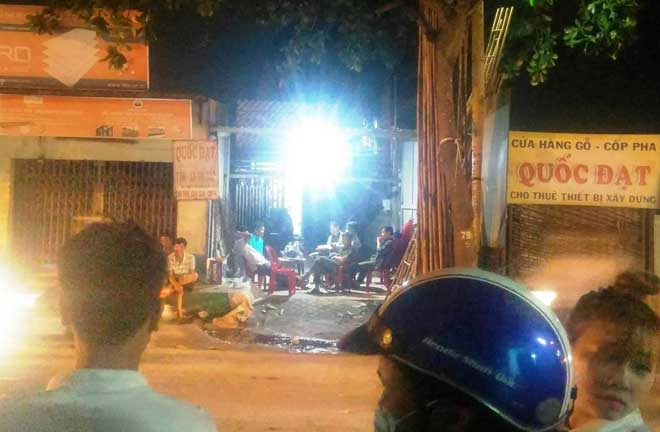 Người đàn ông chết bí ẩn trong căn nhà ở ngoại ô Sài Gòn, nghi bị sát hại