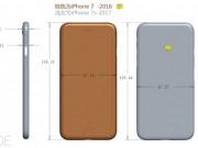 Dế sắp ra lò - iPhone 7s dùng kính ốp lưng, dày hơn iPhone 7