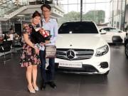 Xôn xao vợ 9X tặng chồng xế hộp 2 tỷ làm quà sinh nhật