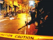 """Philippines: Đêm truy quét ma túy  """" đẫm máu nhất"""