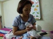 Hà Nội: Cô gái bị người yêu ruồng bỏ, đẻ con rồi để lại nhà ân nhân