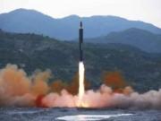 Ukraine: Có người khác đưa động cơ tên lửa cho Triều Tiên