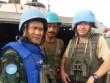 """Nơi huấn luyện  """" sĩ quan mũ nồi xanh """"  cho Liên hợp quốc"""