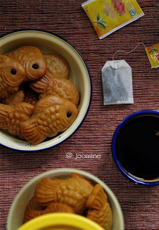 Trở về tuổi thơ với bánh trung thu cá nướng xinh yêu - 9