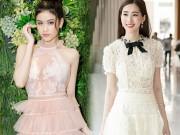Trương Quỳnh Anh mặc mỏng manh vẫn chỉ xếp 4 top Mặc Đẹp