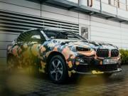 BMW X2 lộ diện trong lớp áo rằn ri