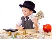 Không bao giờ là quá sớm để dạy con quản lý chi tiêu