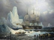 Lời giải  2 tàu ăn thịt người  mất tích 170 năm ở Bắc Cực