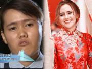"""Cô gái Sài Gòn mặt lưỡi liềm ngày nào giờ xinh như tiên sau 1 năm  """" đập mặt """""""