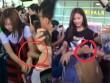 Fan Việt quá khích sờ mó, đụng chạm nữ thần tượng Hàn