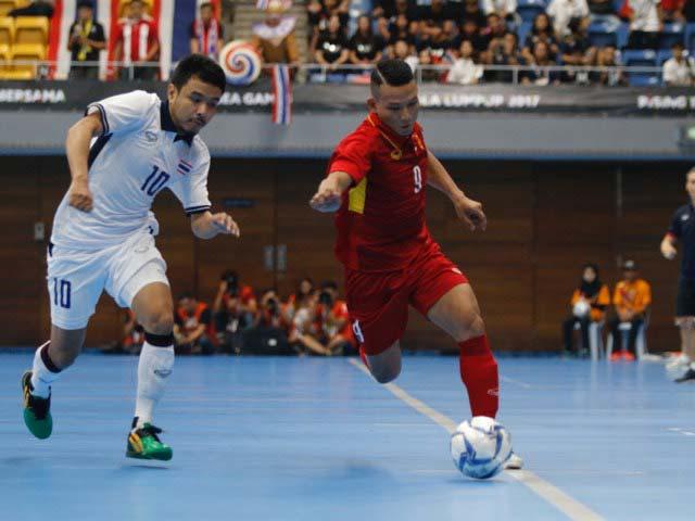 """Việt Nam tạo """"địa chấn"""": Cản bước """"cơn lốc màu da cam"""", xếp trên Trung Quốc (Futsal) 4"""