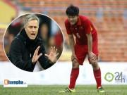Nghi án tẩy thẻ U22 Việt Nam: Xuân Trường như học trò cưng Mourinho?
