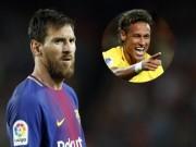 """Bóng đá - Barca thua Real: Messi """"lật kèo"""" sốc, nhà cái đặt cửa đến MU,Man City"""