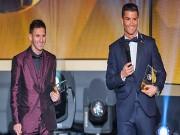 Danh hiệu cầu thủ hay nhất FIFA: Messi có cản nổi Ronaldo?