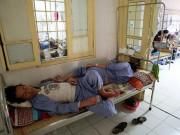 Số ca mắc sốt xuất huyết ở Hà Nội tăng hơn 3.000%