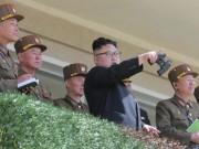 Nguy cơ chiến tranh Triều Tiên vì hành động của Mỹ-Hàn