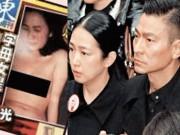 Rùng mình chuyện sao Hoa ngữ có quan hệ với xã hội đen