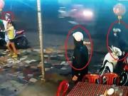"""Clip rõ mặt băng dàn cảnh, trộm xe trong  """" chớp mắt """"  ở Sài Gòn"""