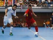 """Futsal Việt Nam - Thái Lan: Kịch tính  """" chung kết sớm """"  (SEA Games 29)"""