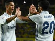 """Real: Asensio tỏa sáng, triệu fan đòi  """" phế """"  Ronaldo"""