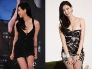 Váy áo đốt mắt của Hoa hậu Hàn có thân hình đẹp nhất