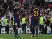 Barca khủng hoảng: HLV có vấn đề, Messi bất mãn cầm đầu phản loạn
