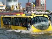 Người Sài Gòn sắp được trải nghiệm  xe buýt  trên mặt nước