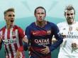 Chuyển nhượng MU 18/8: Mourinho nhắm cả Bale, Neymar và Griezmann
