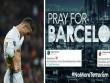 Dư âm Siêu cúp: Ronaldo  & amp; Neymar khóc thương nạn nhân khủng bố