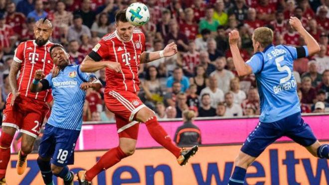 "Bayern Munich - Leverkusen: 2 ""tinh tú"" mới tỏa sáng"