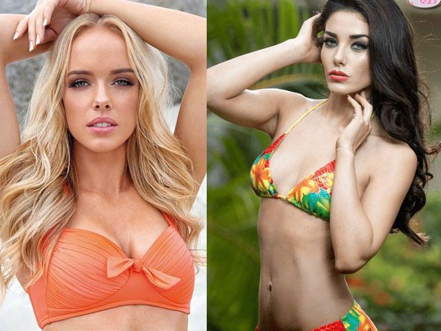 Nhan sắc đối thủ mạnh của Việt Nam tại Hoa hậu Quốc tế 2017