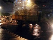 Va chạm khủng khiếp tại giao lộ, 2 cô gái cùng thanh niên chết tức tưởi